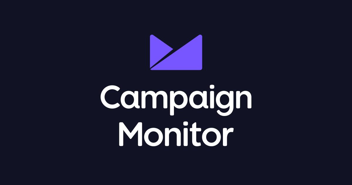 Campaign Monitor(キャンペーンモニター)の代わりになる代替サービス/似ているサービス一覧 1
