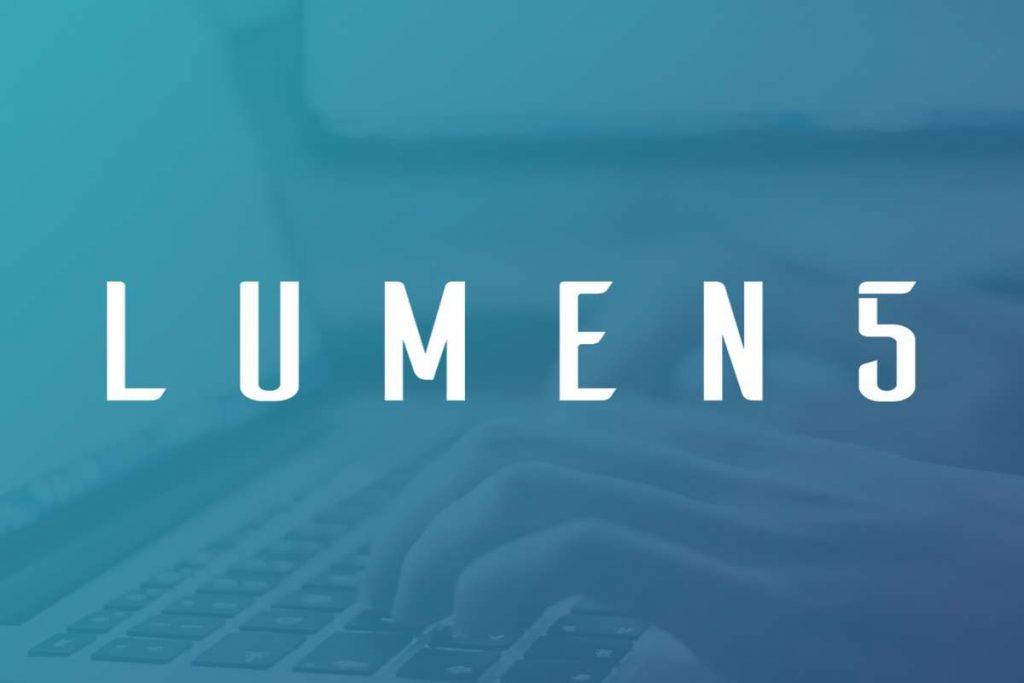 Lumen5の代わりになる代替サービス/似ているサービス一覧 1