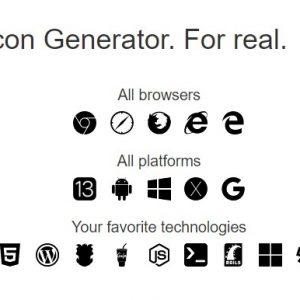 RealFaviconGenerator(リアルファビコンジェネレーター)