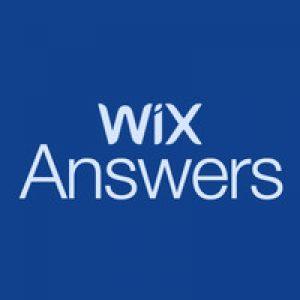 WixAnswers