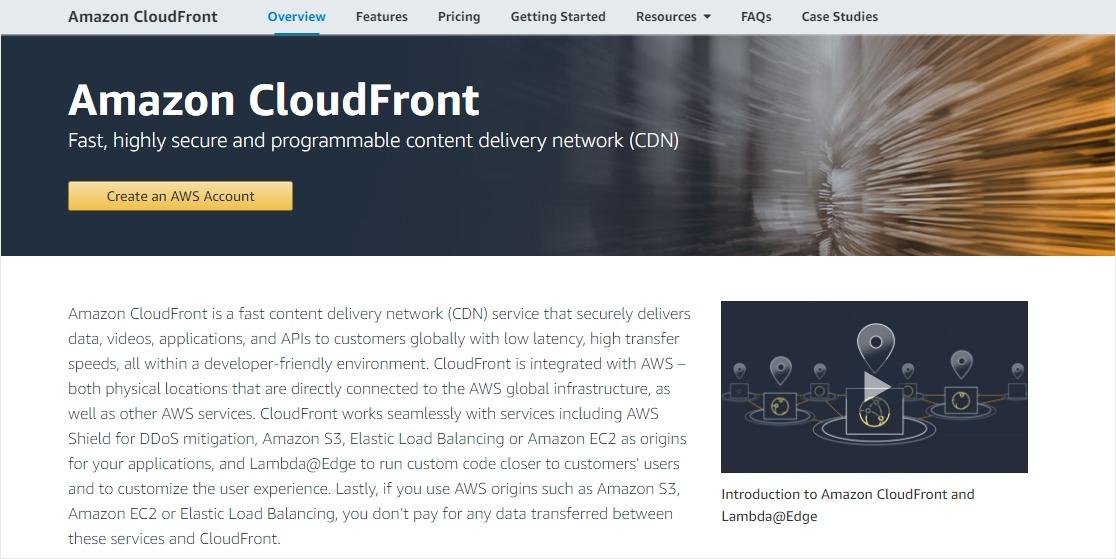 Amazon CloudFrontの代わりになる代替サービス/似ているサービス一覧 1