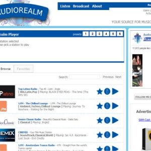 AudioRealm