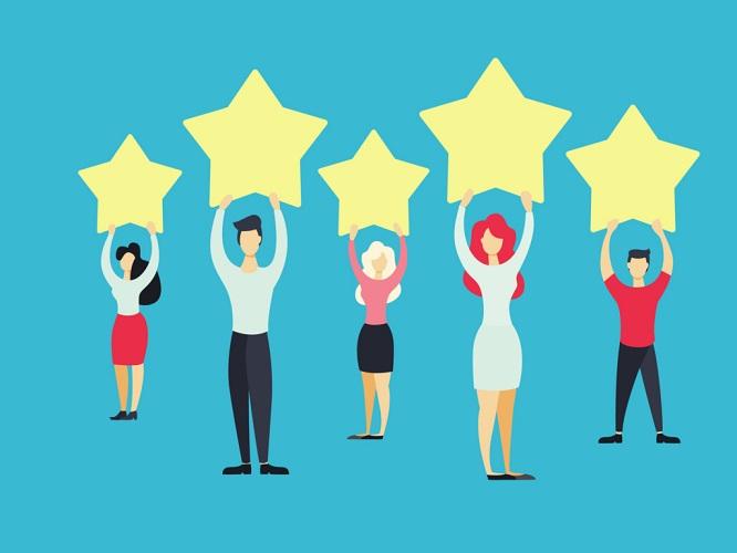ビジネスのレビューを増やす効果的な6個の方法 1