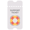 サポートチケット