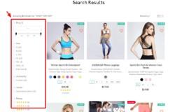 Shopifyの検索機能🔎を強化する絞込みアプリ4選の比較 1