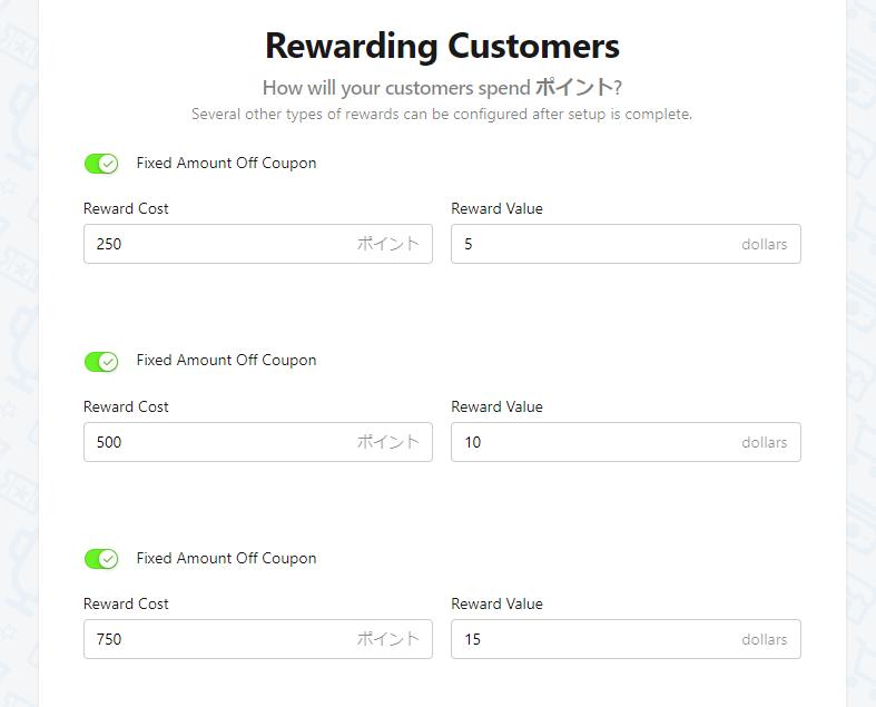 Shopifyのポイント管理アプリ⚡️5選+α を徹底比較してみました 5
