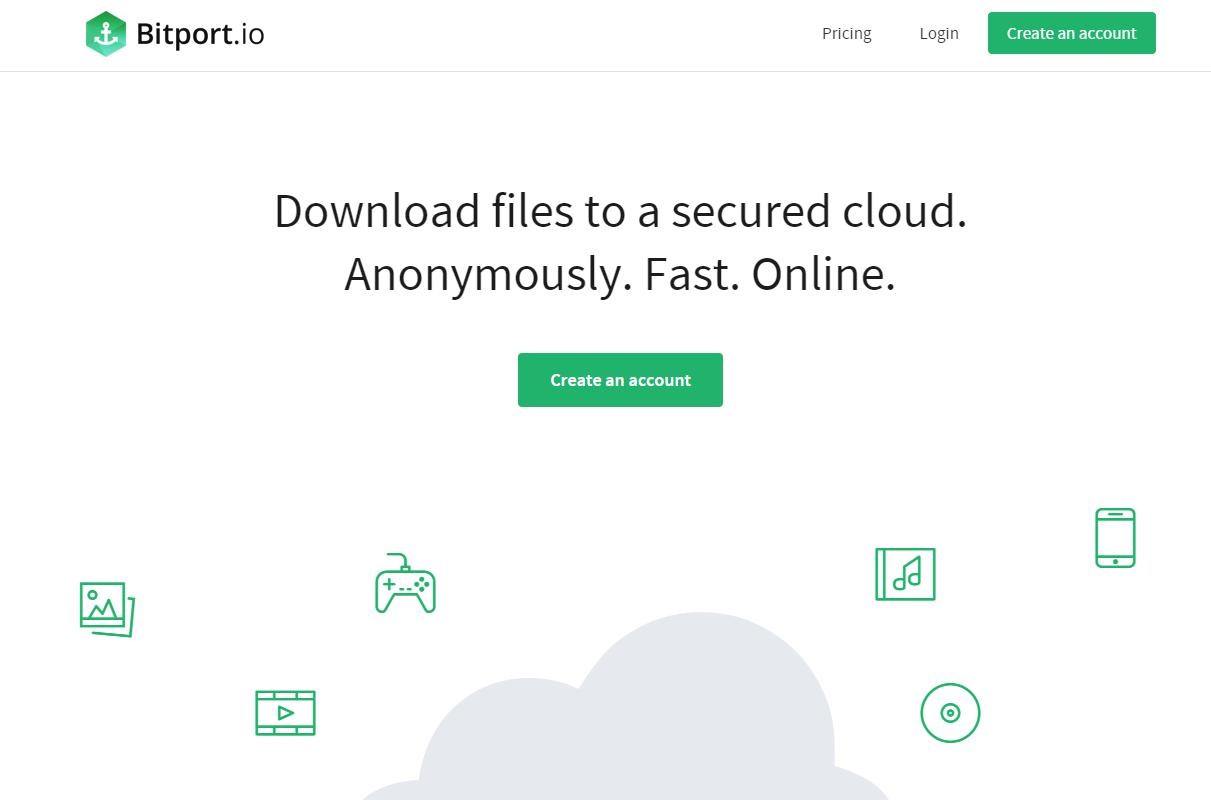 Bitport.io 1