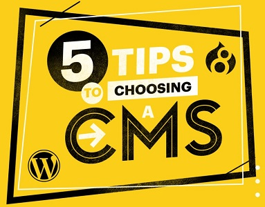 WordPress対Drupalを決めるためのヒント5選
