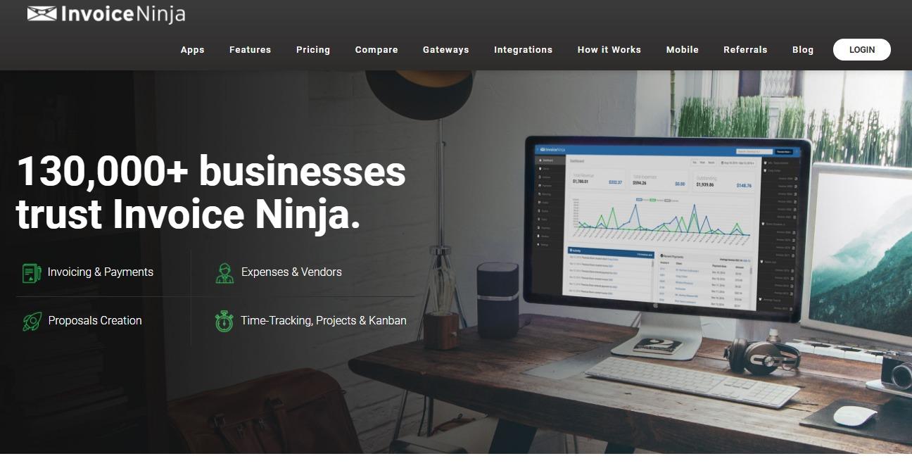 invoice ninja 1