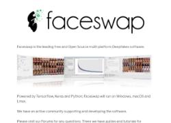Faceswap(フェイススワップ) 1