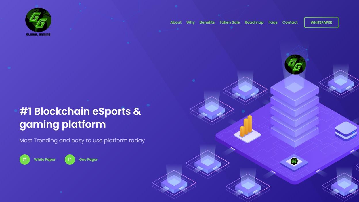 Global Gaming (GMNG) 1