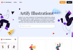 Artify Illustrations 1