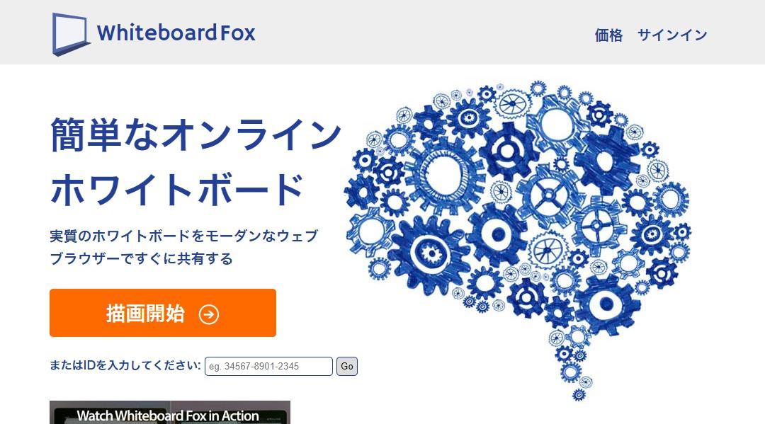Whiteboard Fox 1