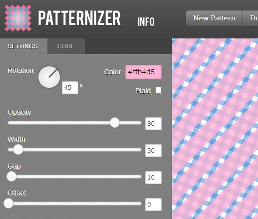 Patternizer 1