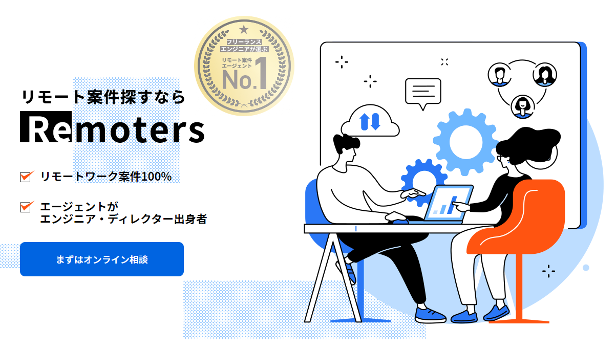 Remoters(リモーターズ) 1