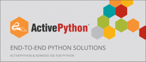 ActivePython(アクティブパイソン)
