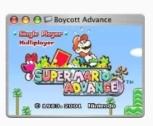 Boycott Advance(ボイコットアドバンス)