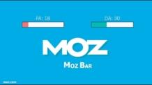 SEO分析ができるツール「MozBar」の使い方