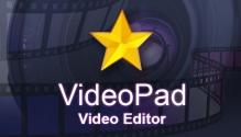 VideoPad(ビデオパッド)